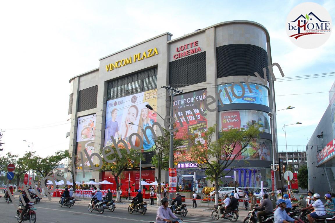 Behome thiết kế trung tâm thương mại